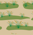 prairie inspired pattern vector image vector image