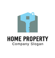 Home Property Design vector image vector image