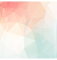 Abstract triangular background for your design vector image
