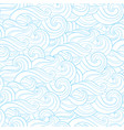 abstract cartoon blue white background wallpaper vector image