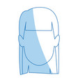 avatar girl woman profile female image vector image vector image