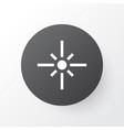 flare icon symbol premium quality isolated vector image