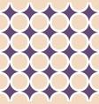 decorative geometric pattern seamless delicate vector image vector image