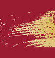 gold patina texture vector image