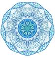 Original lace ornament snowflake