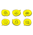 seo adblock bitcoin and smile face icons set vector image vector image