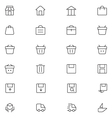User Interface Icons 1 vector image vector image