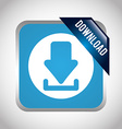 download button now vector image vector image