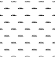 Taxi pattern simple style vector image vector image