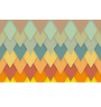 Triangle chevrons art deco pattern background vector image vector image