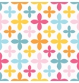 Bright seamless pattern Endless texture vector image