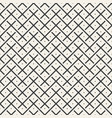 mesh linear geometric seamless pattern vector image