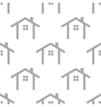 New Home seamless pattern vector image vector image