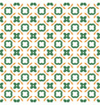 ornament decoration seamless pattern background vector image