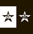 singer star icons vector image