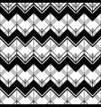 Abstract geometric seamless monochrome