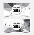 sale banner template2 vector image vector image