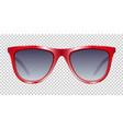 sun glasses realistic vector image vector image