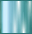 teal brushed metal background vector image vector image