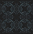warped glitch seamless pattern vector image
