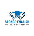 school education modern logo