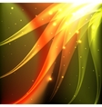 Shiny abstract background vector image
