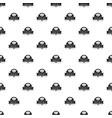 buckle vintage pattern seamless vector image