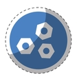 technical workshop stock icon vector image vector image