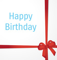 card for birthday vector image vector image