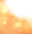 Summer blurred background vector image