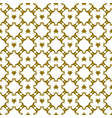 abstract seamless oriental pattern vector image