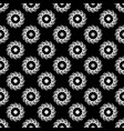 polka dot flower chaotic seamless pattern 111 vector image vector image