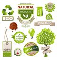 Eco emblems vector | Price: 3 Credits (USD $3)