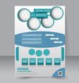 flyer template business brochure editable a4