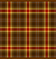 tartan seamless pattern background red blue vector image vector image
