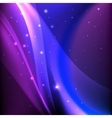 Violet lines background with place for text vector image vector image