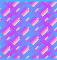 abstract squares seamless pattern vector image vector image