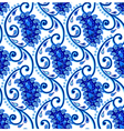 Paisley Porcelain vector image vector image