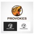 provoke symbol vector image vector image