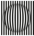 images in the style op art black and white vector image