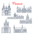 France nievre guerande architecture icons