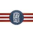 Independence Day Sale modern graphic Banner vector image vector image
