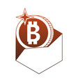Bitcoin envelope transfer red lines