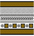 Greece ornament vector image vector image
