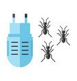 home pest control expert vermin ant exterminator vector image