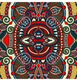 vintage floral ethnic decorative seamless pattern vector image vector image