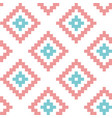 simple seamless scandinavian trend pattern vector image vector image