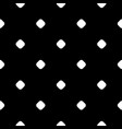 monochrome seamless pattern small dots texture vector image vector image