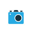 photo apparatus colorful icon symbol premium vector image