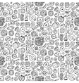 Sweets Doodle Seamless Pattern vector image vector image